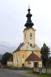 Šuňava kostol