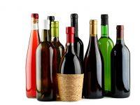 fľaše na víno