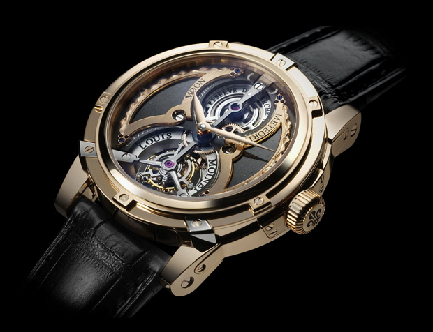 Vynálezca chronografu Louis Moinet vyrábal hodinky už od osemnásteho  storočia a neskôr boli jeho zákazníkmi Napoleon Bonaparte alebo Thomas  Jefferson. ad8ac9f936