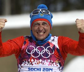 ruskí športovci legkov doping