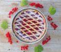 ríbezľový koláč letné zákusky