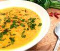 polievka z cervenej sosovice
