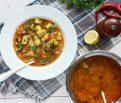 kapustová polievka polievky