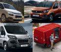 úžitkové vozidlá