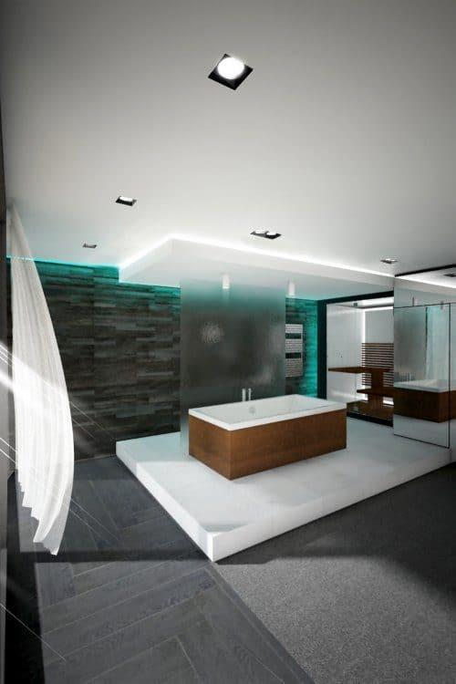 3d vizualizácia interiéru